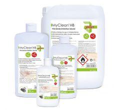 MyClean®HB Händedesinfektion biozid