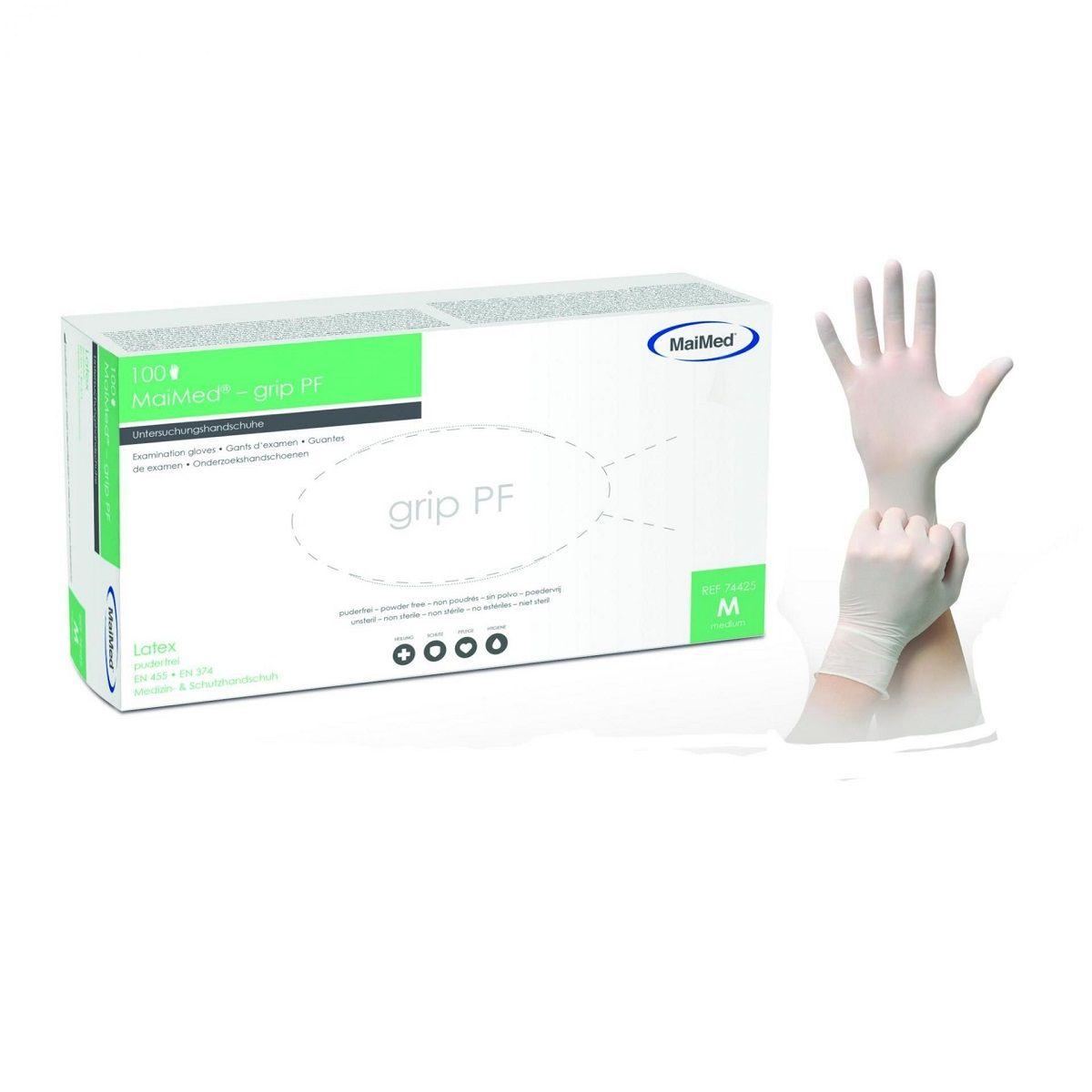 slide image MaiMed® grip PF, unsteril